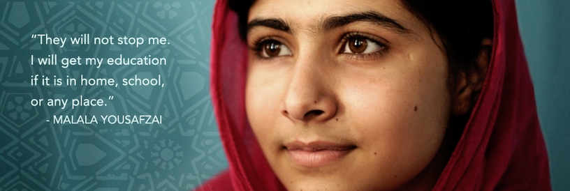 malala yousafzai,  the women who fight for the rigth of education