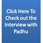 Internet Interview with Padhu the Food Blogger